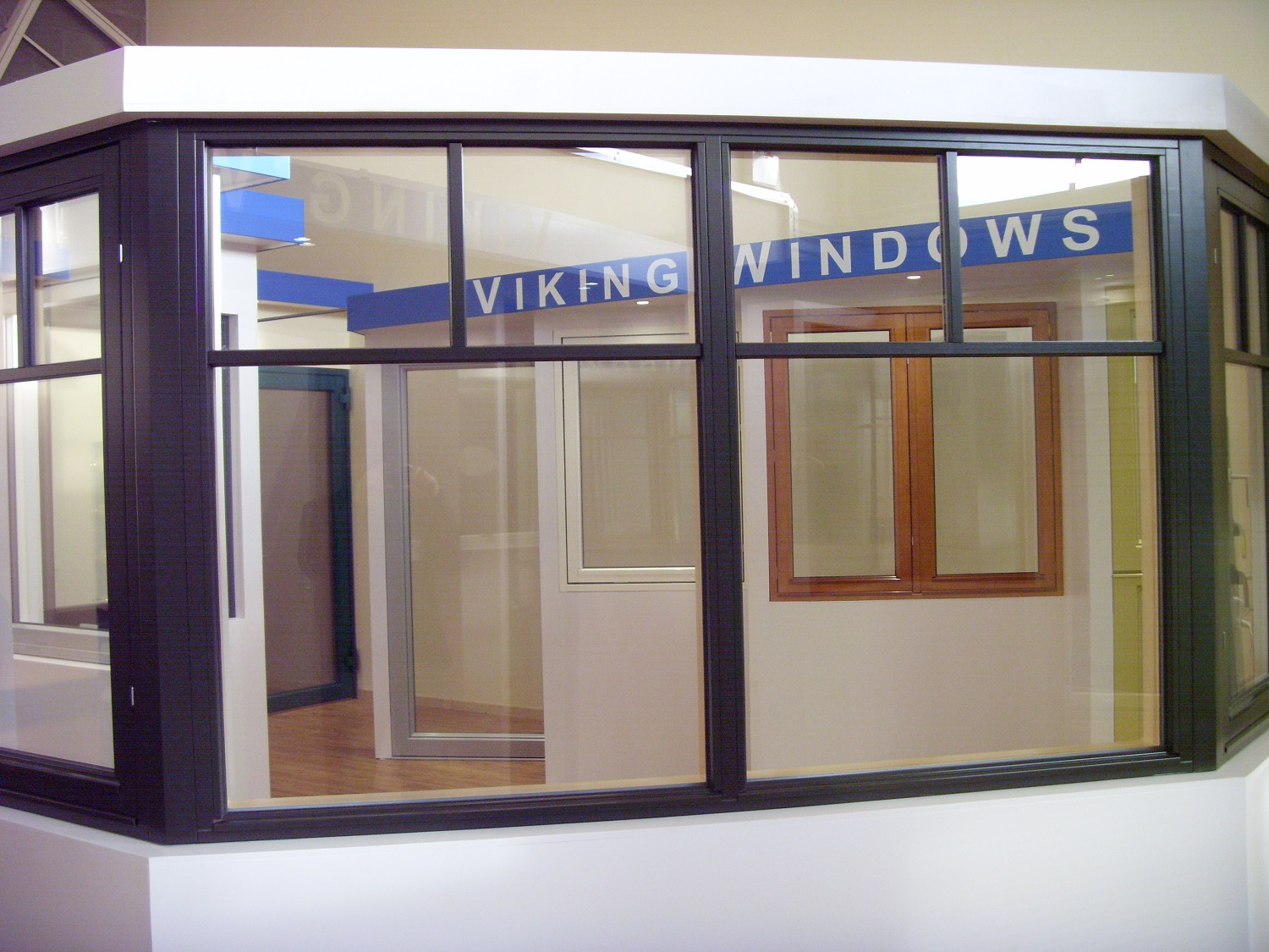 Viking Windows Supplied In Northern Ireland With Nordic Window And