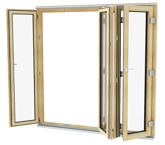 Folding patio doors for Small doors for sale